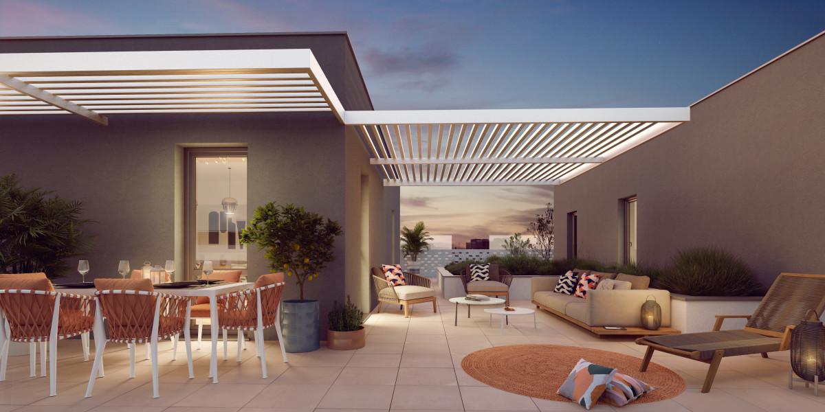 Programme immobilier neuf LES TEMPS MODERNES