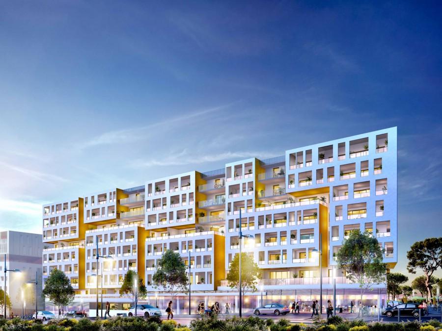 Acheter un bien immobilier avec fdi promotion - Appartement port marianne montpellier ...